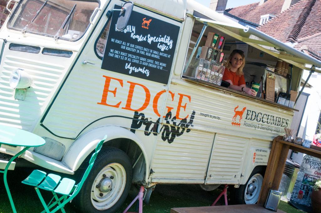 EDGEpresso Coffee Van