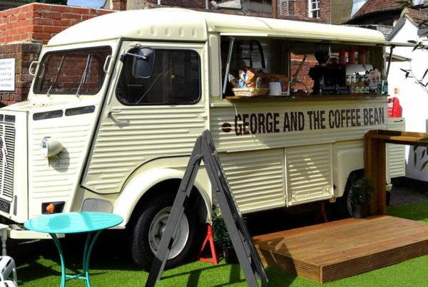 The Coffee Van