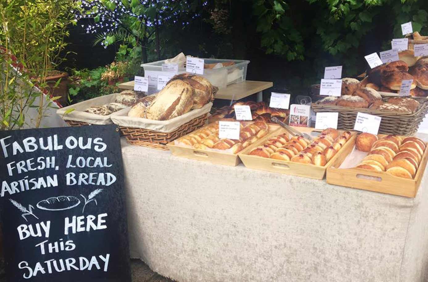 The Hampshire Real Bread Co at Draper's Yard