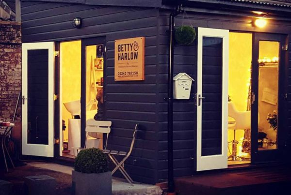 Betty & Harlow Salon Chichester at Draper's Yard Market and Studios