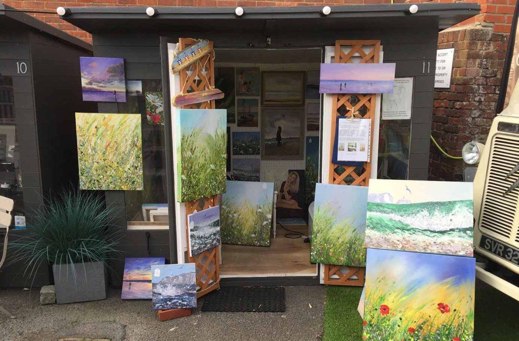Draper's Yard Art Studio / Gallery
